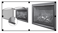 Gas Fireplace Safety Just How Hazardous Are Their Glass Faces ...