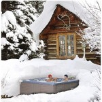 Hot Tub and Snow - Bend OR