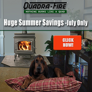 Quadra-Fire Summer Sale
