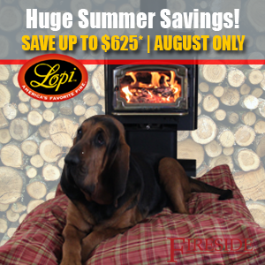 Lopi Summer Sale
