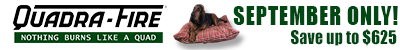 Quadra Fire Fall Sale