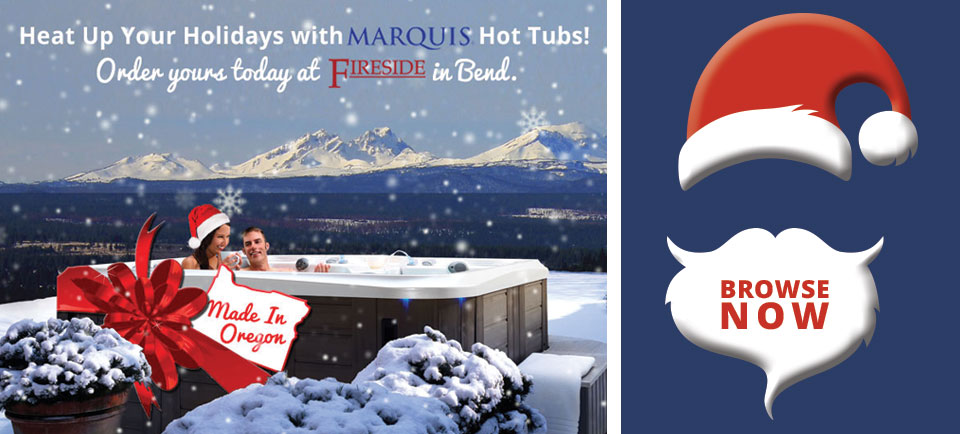 Marquis Hot Tubs - Made in Oregon