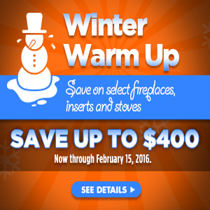 Winter Warmup -- Save up to $400