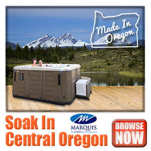 Soak in central oregon!