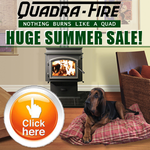 Quadra-Fire Sale