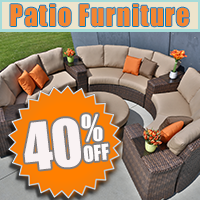 Patio Furniture Sale